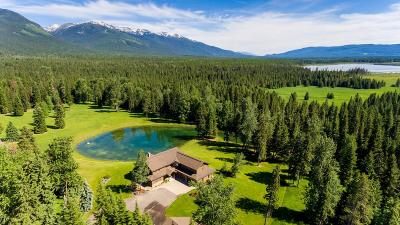 Bigfork Single Family Home For Sale: 190 Black Bear Lane