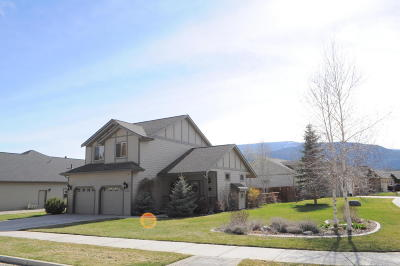 Lolo Single Family Home Under Contract Taking Back-Up : 11586 Stella Blue Drive
