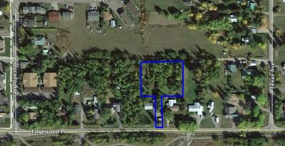 Whitefish Residential Lots & Land For Sale: 808 Edgewood Place