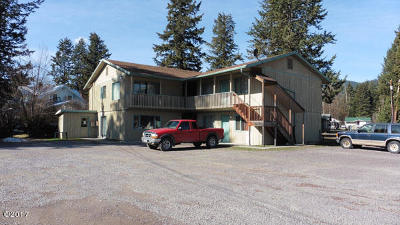 Lincoln County Multi Family Home For Sale: 87 Woodland Road
