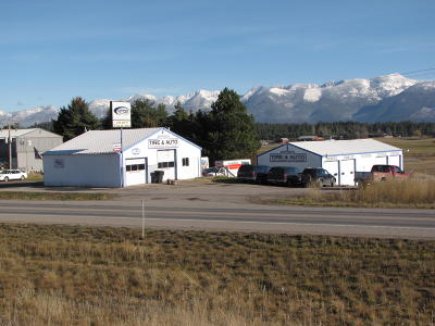 Flathead County Commercial For Sale: 7595 Mt-35