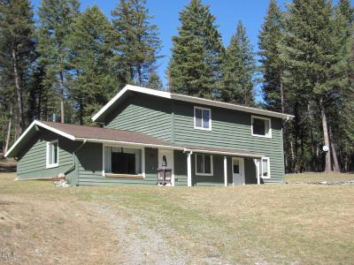 Lincoln County Single Family Home For Sale: 700 Pomeroy Trail