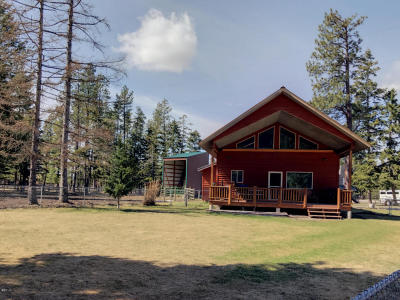 Flathead County Single Family Home For Sale: 1688 Monte Vista Drive