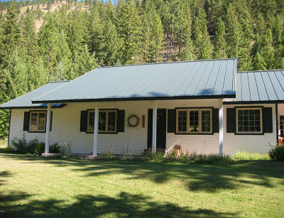 Lolo Single Family Home For Sale: 10480 Hummers Crest
