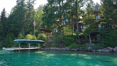 Kalispell Single Family Home For Sale: 3995 Ashley Lake Road