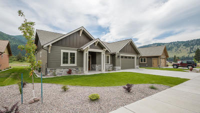 Missoula Single Family Home For Sale: 409 Cahill Rise