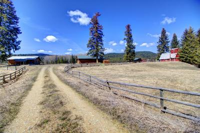 Lincoln County Single Family Home For Sale: 5216 Fortine Creek Road