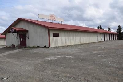 Lincoln County Commercial For Sale: 722 Us Highway 93 North