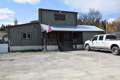 Lincoln County Commercial For Sale: 10 Fortine Creek Road