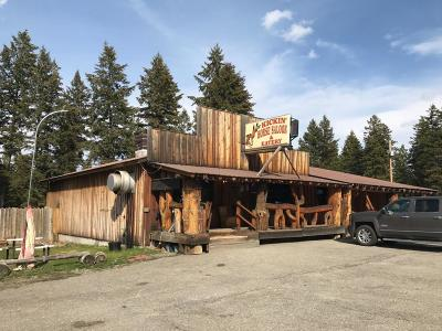 Lincoln County Commercial For Sale: 72639 Us Hwy 2 West