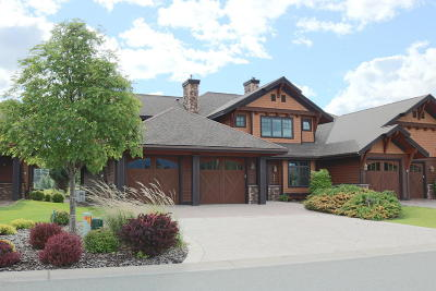 Bigfork Single Family Home Under Contract Taking Back-Up : 346 Eagle Bend Drive