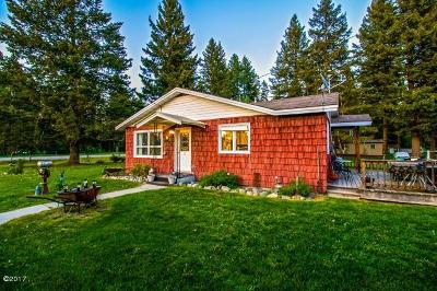 Lake County Single Family Home Under Contract Taking Back-Up : 30491 Mt Hwy 209