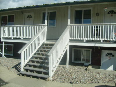 Kalispell Multi Family Home Under Contract Taking Back-Up : 431 Judith Road