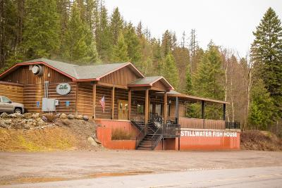 Flathead County Commercial For Sale: 2635 Us Highway 93 West