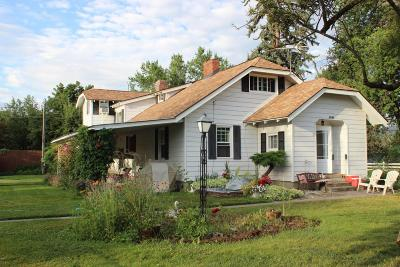 Single Family Home For Sale: 2541 River Road