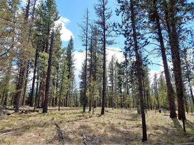 Seeley Lake MT Residential Lots & Land For Sale: $49,900