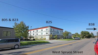 Missoula Commercial For Sale: 805-825 West Spruce Street
