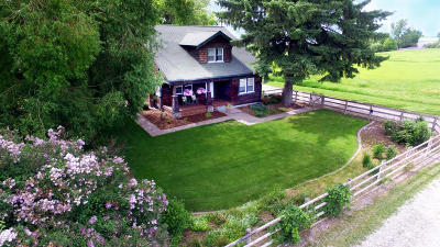 Kalispell Single Family Home Under Contract Taking Back-Up : 70 Creston Road