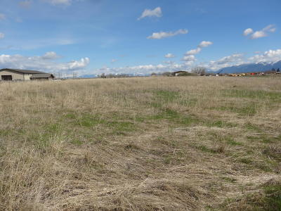 Kalispell Residential Lots & Land For Sale: 1054 Rosewood Circle