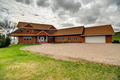 Polson Single Family Home For Sale: 43232 Jumping Horse Lane