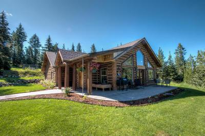 Bigfork Single Family Home For Sale: 410 Sherman Lane