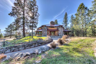 Stevensville Single Family Home For Sale: 303 South Kootenai Creek Road