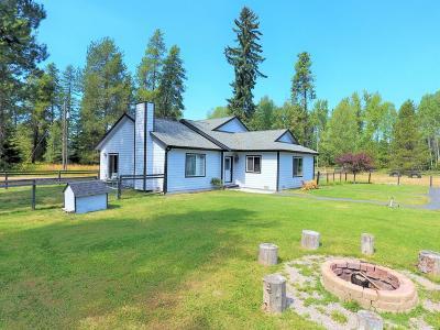 Bigfork Single Family Home For Sale: 17729 Halverson Drive