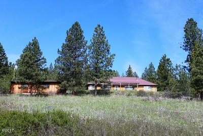 Arlee Single Family Home For Sale: 72897 Arlee Pines Drive