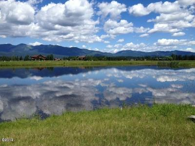 Whitefish Residential Lots & Land For Sale: 4356 Voyager Drive