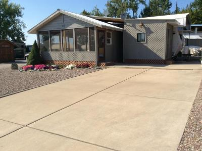 Lake County Single Family Home For Sale: 36953 Montana Hwy 35