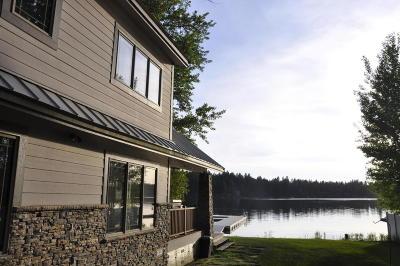 Kalispell Single Family Home For Sale: 1655 Lake Blaine Road