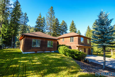 Saint Regis Single Family Home For Sale: 552 Trestle Creek Drive