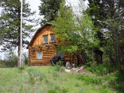 Condon, Potomac, Seeley Lake Single Family Home For Sale: Tbd 1.15 Skull Island