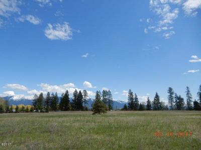 Flathead County Residential Lots & Land Under Contract Taking Back-Up : Nhn Gem Lane