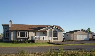Columbia Falls Single Family Home For Sale: 122 Pheasant Road