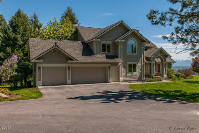 Kalispell Single Family Home For Sale: 410 Lake Hills Lane