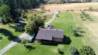 Lincoln County Single Family Home For Sale: 4258 Indian Creek Road