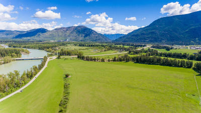 Columbia Falls Residential Lots & Land For Sale: 264-494 River Road