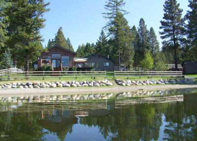 Kila Single Family Home For Sale: 1436 Rogers Lane