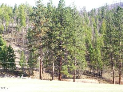 Darby Residential Lots & Land For Sale: Nhn Warm Springs Road