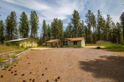 Lake County Single Family Home For Sale: 5200 Whispering Pines Drive