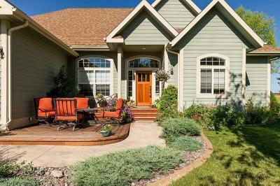 Kalispell Single Family Home For Sale: 1002 Blue Grouse Drive