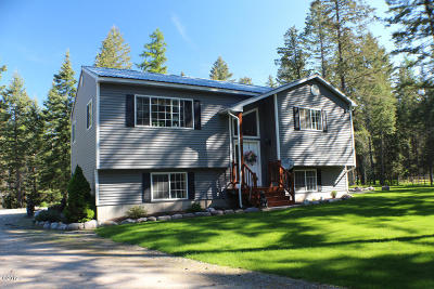 Bigfork Single Family Home Under Contract with Bump Claus: 1015 Blue Lake Lane