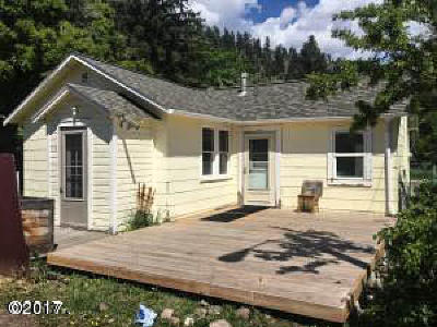 Missoula County Single Family Home For Sale: 930 5th Street