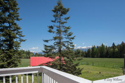 Bigfork Single Family Home Under Contract Taking Back-Up : 1291 Mt Hwy 209