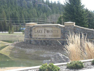 Flathead County Residential Lots & Land For Sale: 62 Lake Pointe Way