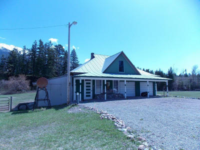 Flathead County Commercial For Sale: 7240 Highway 2 East