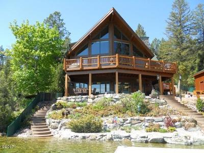 Kalispell MT Single Family Home For Sale: $1,595,000