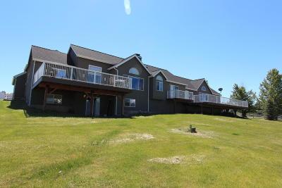 Stevensville Single Family Home For Sale: 468 Wheatgrass Road