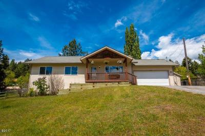Bigfork Single Family Home For Sale: 33082 Orchard Drive